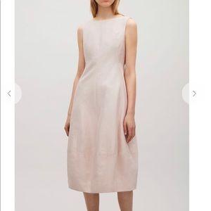 COS New Women's Sleeveless Dress w/ Cocoon Skirt